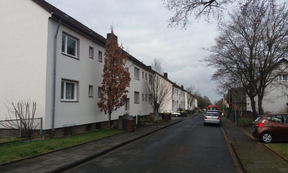 Bestandsgebäude am Dreeser Weg