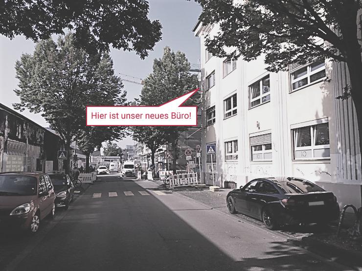Büroansicht Heliosstraße