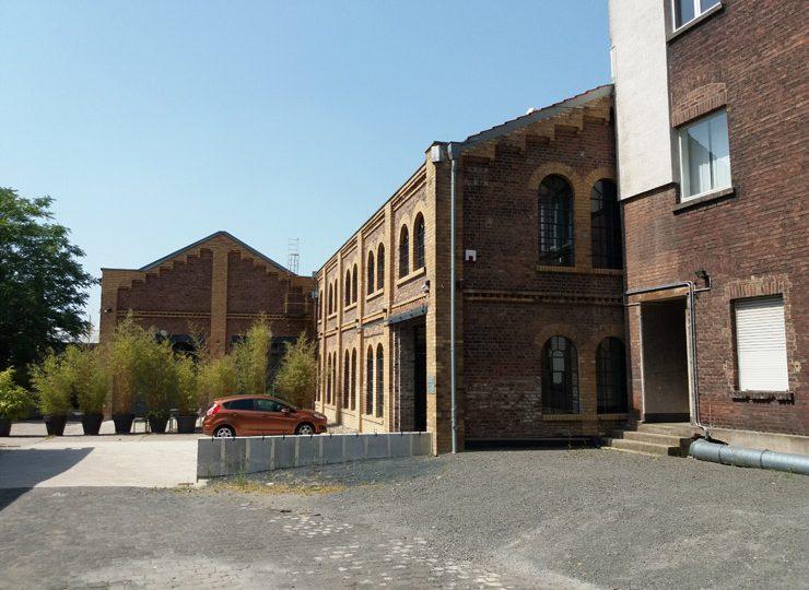 Lindgens-Areal Köln-Mülheim - Foto Harbour Club