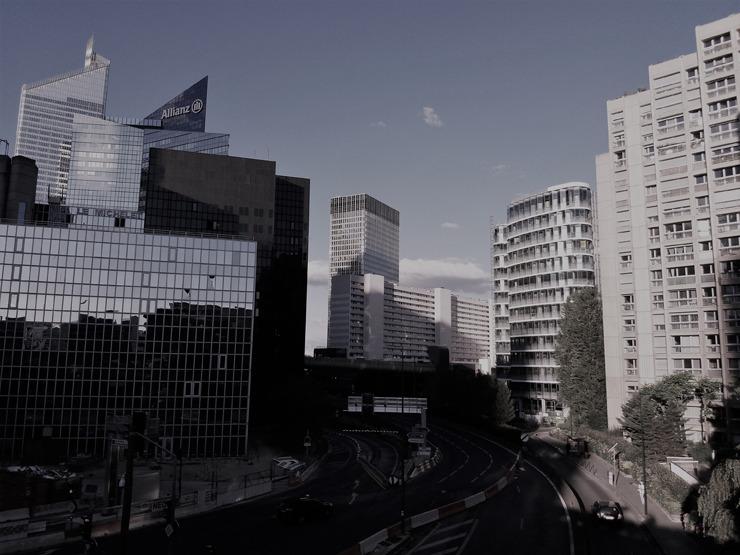 Bürogebäude in Paris - La Défense