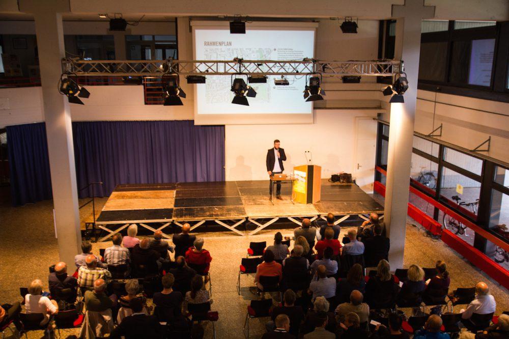 ISEK Hamm-Werries Bürgerforum Foto 1