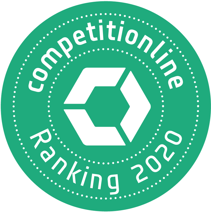 Logo Competitionline-Ranking 2020